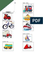 385676609 Medios de Transporte en Ingles
