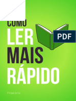 eBook -Como Ler Mais Rapido
