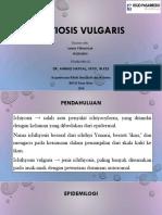 Tugas Ujian Iktiosis Vulgaris