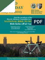 Bike to Work Day 2019