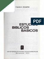 25 estudios bíblicos básicos - Francis Schaeffer.r.pdf