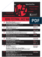 Program a Festival Jazz Mad Rid 2010