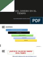 Sesion 2 Valor Del Dinero en El Tiemp