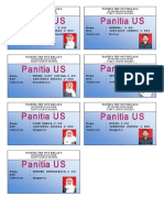 Id Card Panitia Try Out