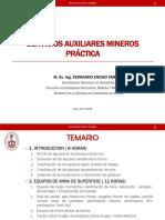 Servicios Auxiliares 2019 - i Semana 2