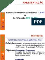 Apresentacao SGA ISO 14000 Rev5