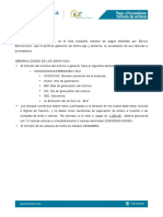 PAGPRO - Formato de Archivos