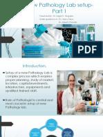 New pathology Lab Presentation