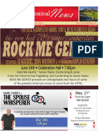 SCF May Newsletter 2019