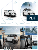 Catalogo New Suv Citroen c3 Aircross Ripcurl