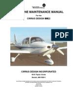 Cirrus SR22 Maintenance Manual thru_rev_1.pdf
