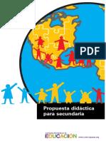 Propuesta Didactica Secundaria Same2008