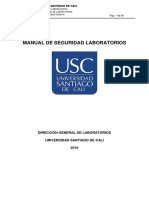 Manual de Seguridad Laboratorios Usc