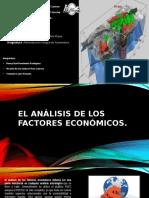 analisis de Factores economicos