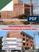 Procedimientos de Construccion_albañileria_alarcón Pérez Klinder