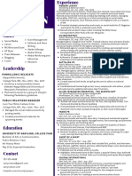 Carly Roesen Resume