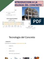 Introduccion a La Tecnologia Del Concreto