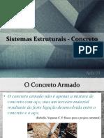 Aula 01 - Sistemas Estruturais - Concreto.pdf