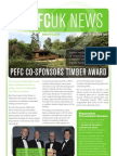 PEFC UK Newsletter (October 2010)