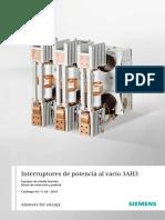Interruptores 3AH3 Siemens.pdf