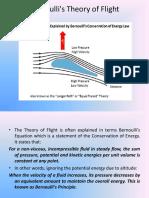 Bernoulli's Theory of Flight