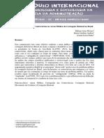 MORAES, R.L.; ANDION, M.C.; PINHO, J.L. Uma Cartografia Das Controvérsias Na Arena Pública Da Corrupção Eleitoral No Brasil