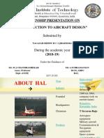 HAL aircraft parts