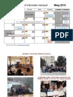 Calendari Maig 18-19 FAMíLIES