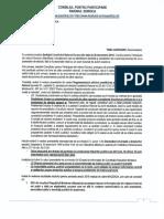 Recomandare CRP Soroca_01.02.2013_Procedura de Prezentare a Proiectelor de Decizie Si Votare a Acestora.docx
