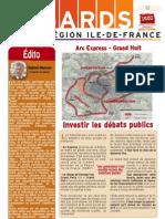 Regards sur la Région Île-de-France — n° 17