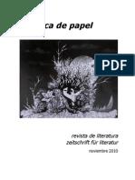 La Barca de Papel Noviembre 2010 PDF