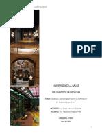 00.Estética y Conservación Sobre La Iluminación en Espacios Expositivos - Trabajo Final