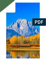 Wallpaper mountain