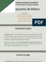 2.3 Aeropuertos de México