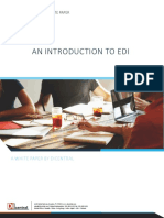 White Paper - An Introduction to EDI