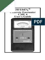tramex user guide