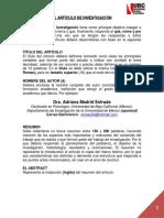 Artículo de Investigación (Oficial)