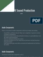 unit 38 sound production