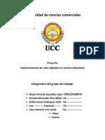 Proyecto de Formulacion y Evalucion_ESTUDIOMERCADO