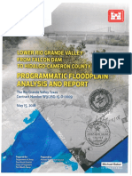 Drainage_Report 2018 Falcon Dam to Cameron County Copy