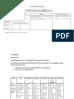 Plan de Mejoramiento Académico III 2018