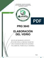 Lab 1 PRQ 3640