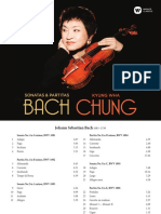 Bach_ Complete Sonatas & Partitas for Violin Solo
