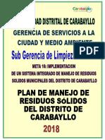 PLAN DE MANEJO DE RESIDUOS SÓLIDOS 2018.pdf