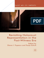 Popescu, Diana I.  y Schult, Tanja (The Holocaust and its Contexts) Revisiting Holocaust Representation in the Post-Witness Era-Palgrave Macmillan UK (2015).pdf