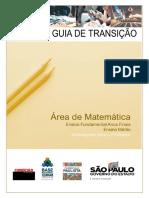 Guia de Transição - Matemática - 1º bim 2019
