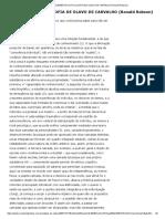Elementos Da Filosofia de Olavo de Carvalho (Ronald Robson)