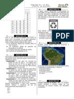 Simulado 03 (Ciências 5º ano) - BLOG do Prof. Warles.doc