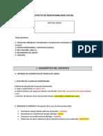 Estructura Del Proyecto de Responsabilidad Social Whatsapp