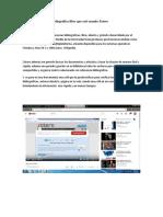 Gestor de Referencia Bibliográfica Libre Que Esté Usando Zotero Para El Proyecto RT. (2)